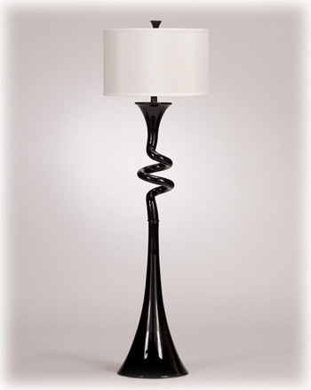 floor lamp drum shade 3 way switch matching table lamp and table. Black Bedroom Furniture Sets. Home Design Ideas