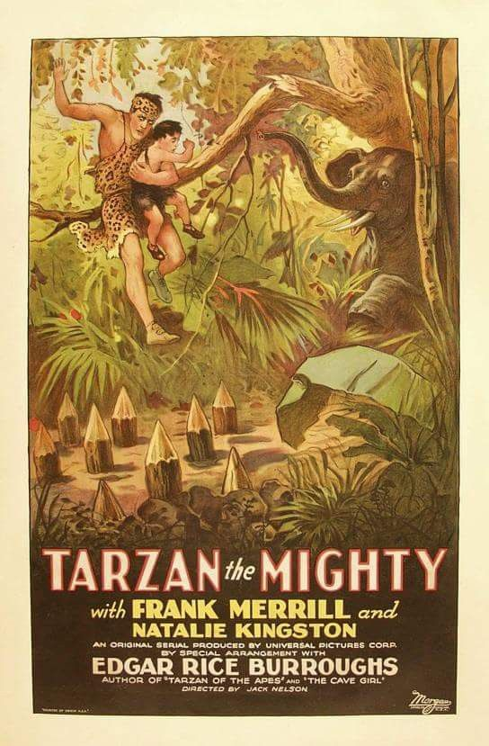 Find This Pin And More On Tarzan Movies By Charlesgoldsbro
