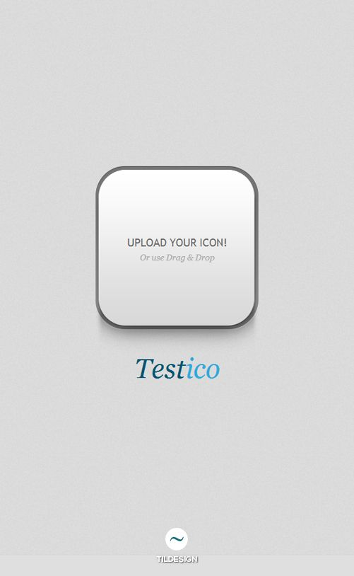 testico - test you app icon