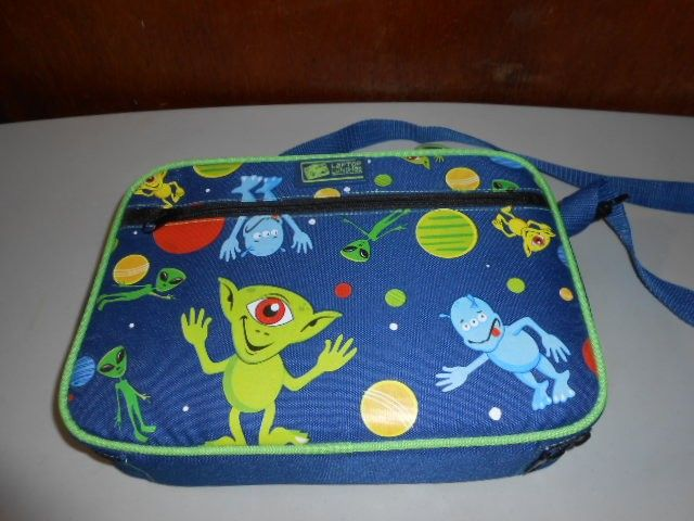 Laptop Lunches Alien Bento Lunchbox Lunch Box B630 2 0 Includes Bento Boxes