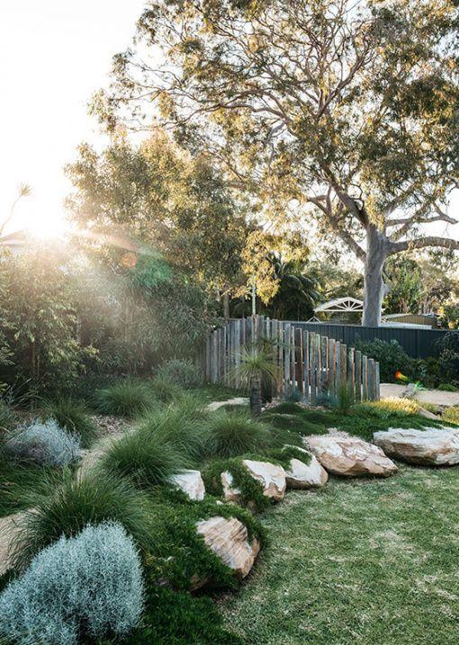 Gardens Australian Garden Landscape Design The Design Files In 2020 Australian Garden Design Native Garden Garden Landscape Design