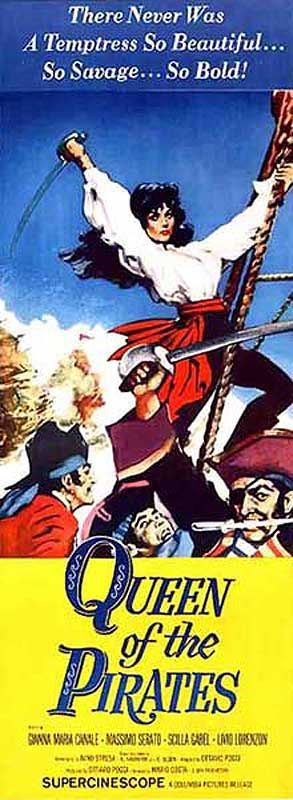 The Queen Of The Pirates 1960 Review