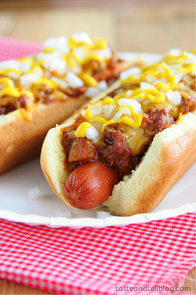 15 Hot Dogs