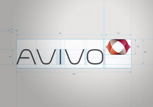 AVIVO - Logo grid