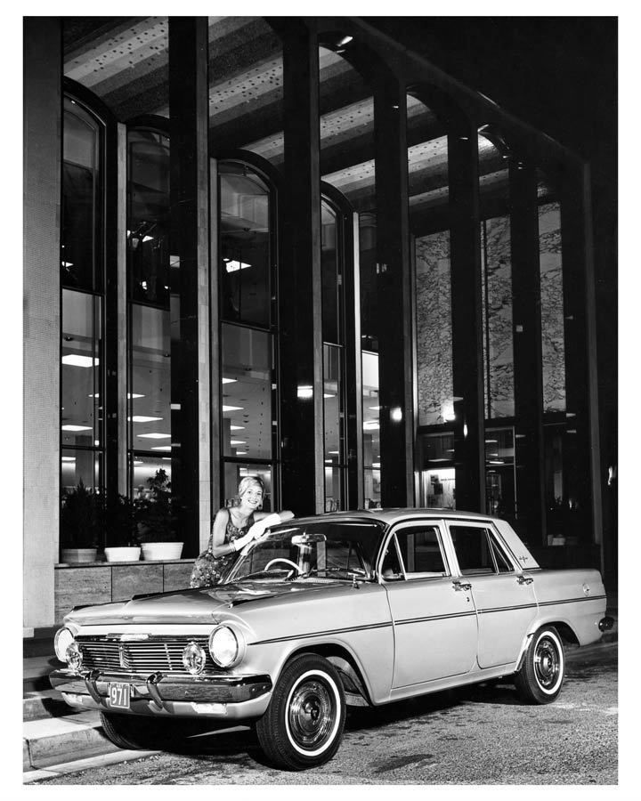 1963 Holden EH Premier