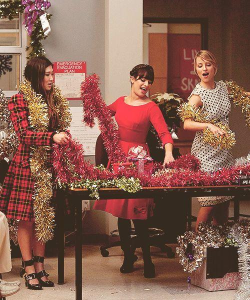 Christmas - Season 3  #GLEE