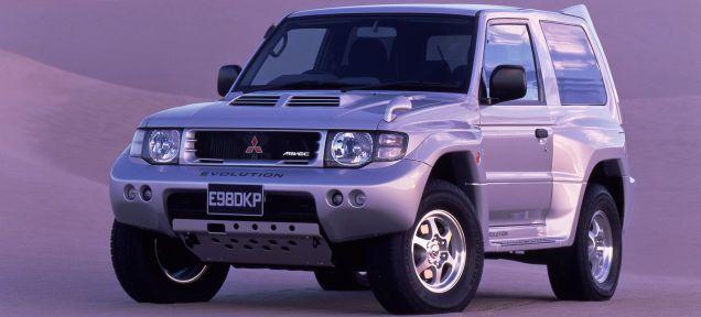 Mitsubishi Pajero Evo