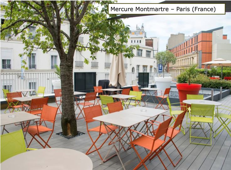Mercure Montmartre - Paris