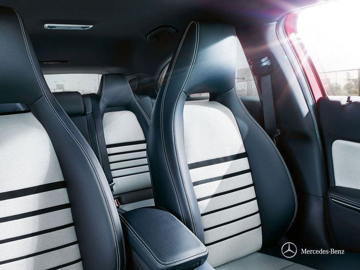 The pulse of a new generation. Mercedes-Benz A-Class.