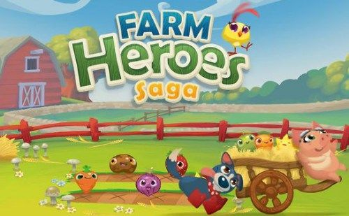 Game Penguras Baterai Smartphone Android - Farm Heroes Saga