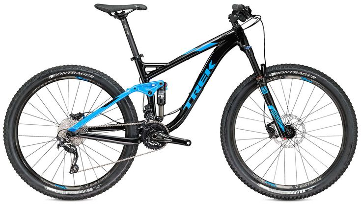 Trek Fuel EX 7 27.5 2016 Full Suspension Mountain Bike