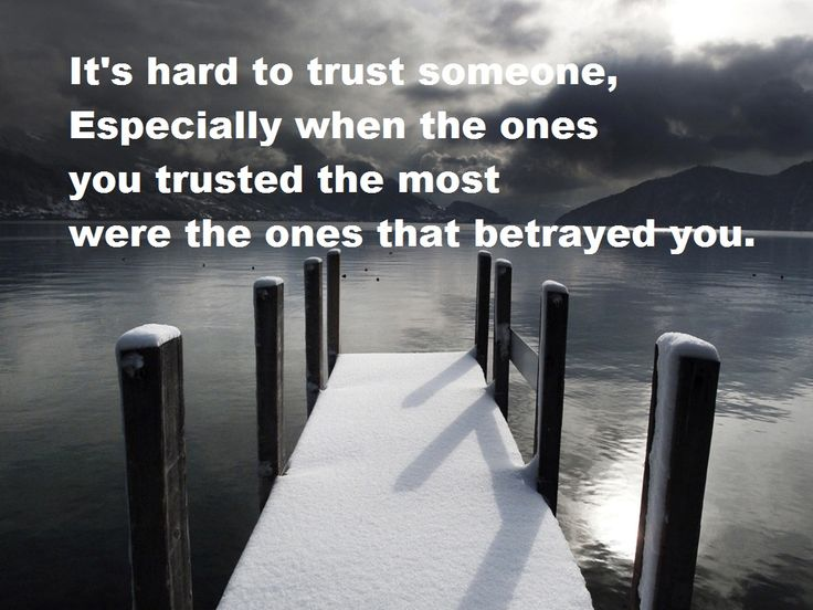 Betrayal Of Trust Quotes: Pinterest