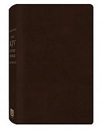 The KJV Study Bible: Burgundy | Barbour Publishing Inc | LifeWay Christian