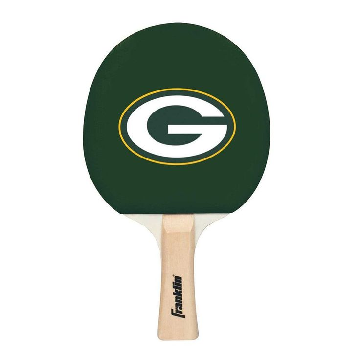 Green Bay Packers NFL Table Tennis Paddle (1paddle)