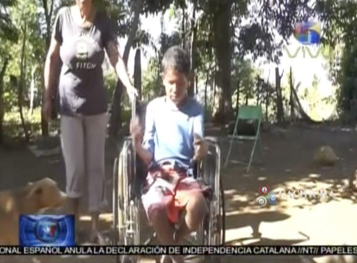 Esta Abuela Pide Ayuda Para Poder Criar A Su Nieto Que Nación Con Discapacidades Físicas