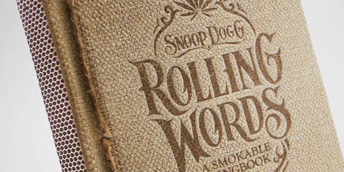 DESIGN FETISH: Snoop Dogg's Rolling Words