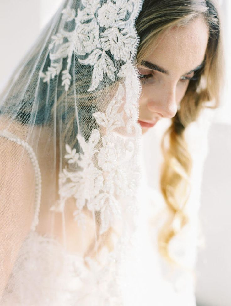 10 SWOON WORTHY WEDDING VEILS YOU NEED TO SEE | BRIDAL VEILS | CUSTOM WEDDING VEIL | BOHO WEDDING VEIL | LA BELLE THE LABEL