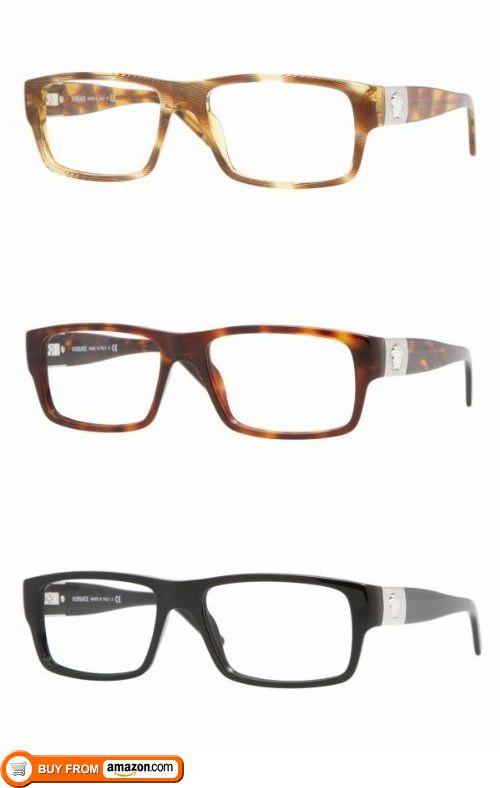 Versace Ve 3136 Gb1 Black Eyeglasses, Versace Womens 3136 ...