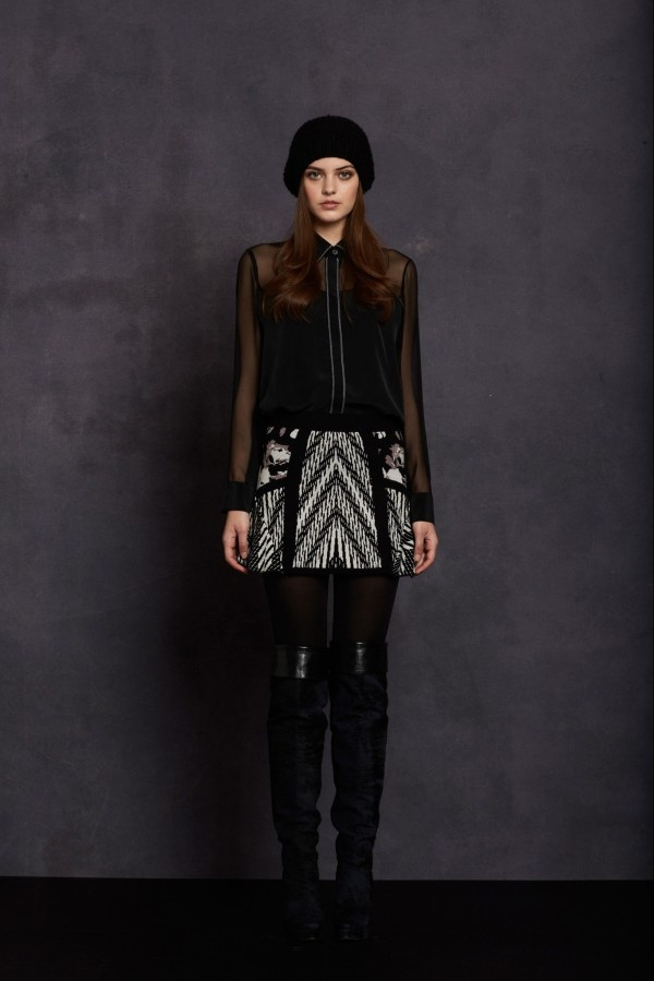 Nicole Miller Artelier Pre-Fall 2013 Collection For Women | 2013 Fashion Trends