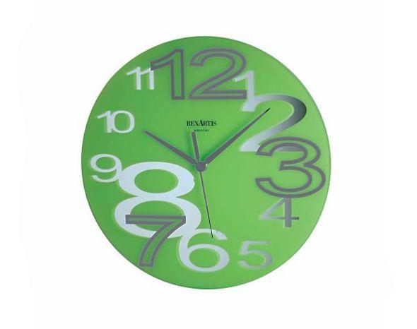 Orologio da Tavolo Verde, Orologi da Scrivania, Orologi per ufficio da appoggio