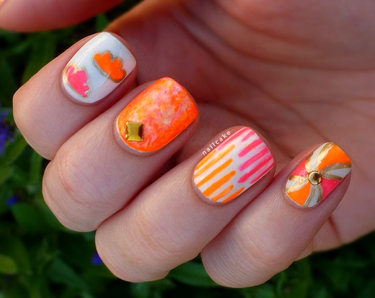 Fabulous nails are always a magnet for attention, so browse through the following nail art designs and draw inspiration for your next on-trend summer 2012 manicure! Description from naildesigny.com. I searched for this on bing.com/images