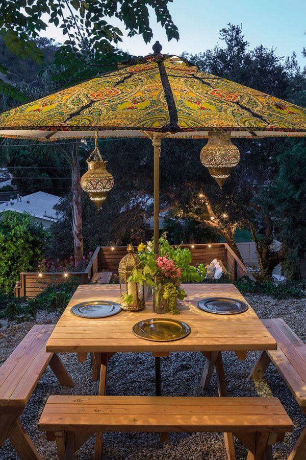 25 Outdoor Lantern Lighting Ideas That