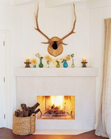 Beautiful fireplace designs.