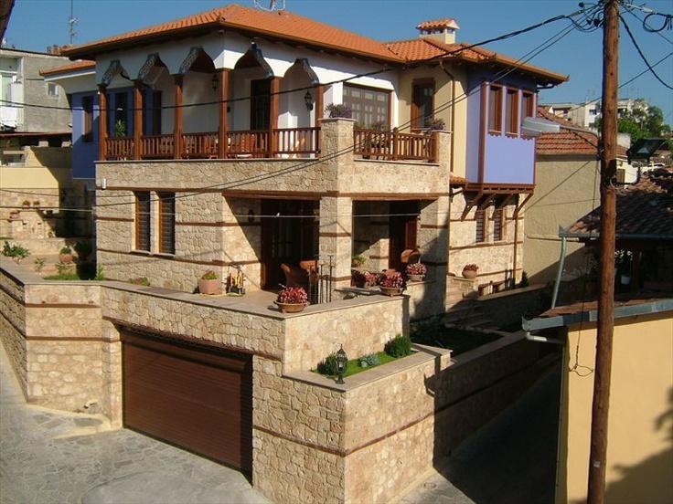 residence, veroia, greece
