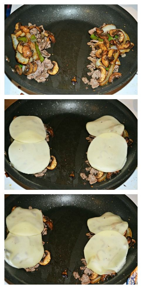 The Perfect Philly Cheesesteak - Mrs Happy Homemaker.... Trying this sometime :)