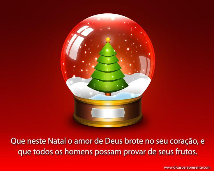 Mensagens de Natal 2015 e lindas frases natalinas para enviar para os seus amigos no Facebook, colegas de trabalho e familiares!