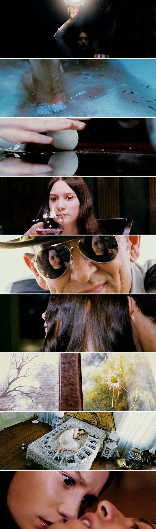 "Stoker: ""Of course, I still love you, Richard. I just have to love you a little less now"". Masterpiece."