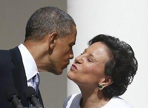 Penny Pritzker, Barack Obama's 'Fairy Godmother'