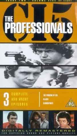 The Professionals (TV Series 1977-1983) -- Pierce Brosnan (1 episode in 1980) -- This series chronicled the lives of Bodie and Doyle, top agents for Britain's CI5 (Criminal Intelligence 5), and their controller, George Cowley. The mandate of CI5 was to fight terrorism and similar high-profile crimes.