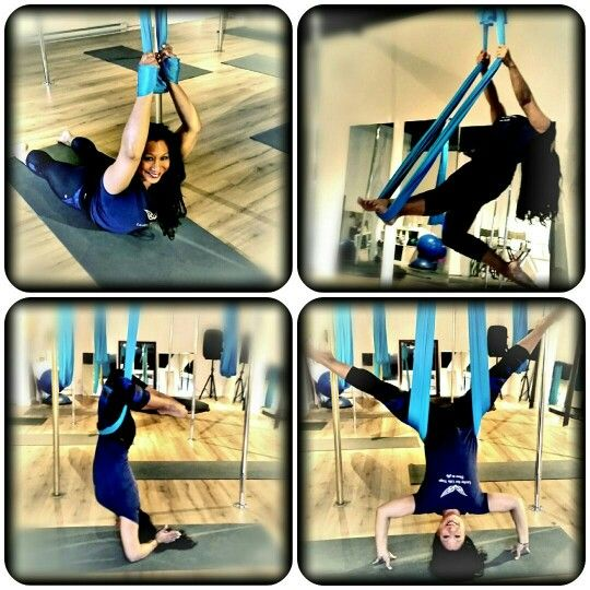 try an aerial yoga class  with time and practice being suspended in an aerial yoga hammock will feel so natural  15 best aerial yoga hammock images on pinterest   aerial yoga      rh   pinterest