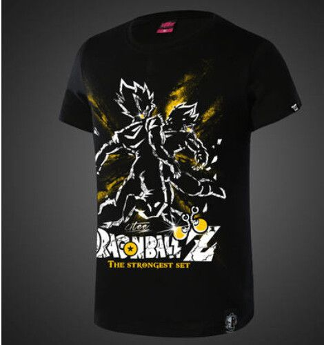 Hot Dragon ball Z Son Goku T-shirts