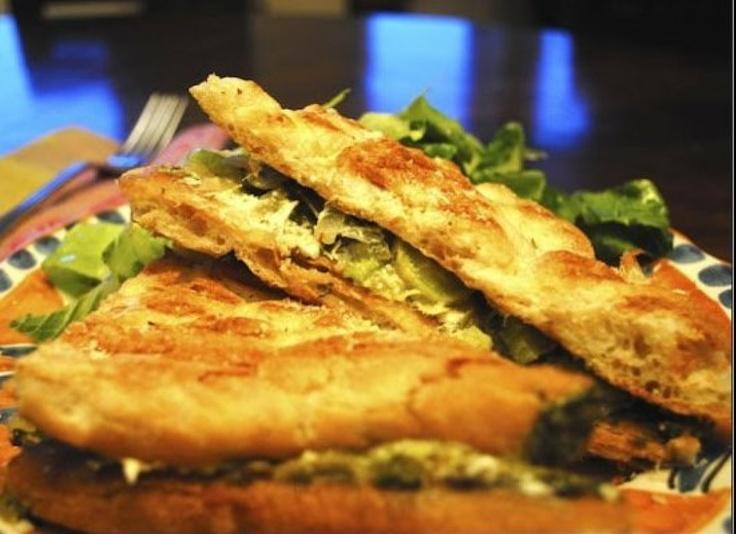 10 Sensational Summer Sandwiches | Goat Cheese, Goats and Zucchini