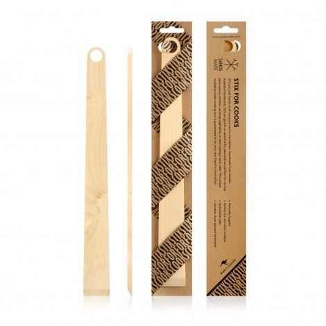 Stix - the new wooden spoon! You'll never use a traditional spoon again- on The Design Keeper