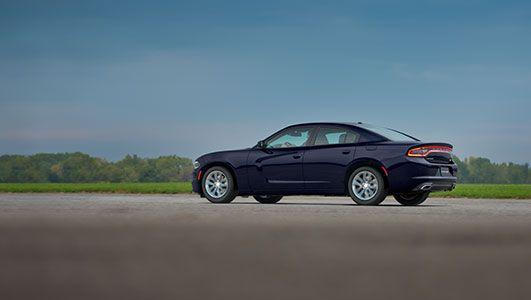 2016 Dodge Charger Efficient 31 HWY MPG
