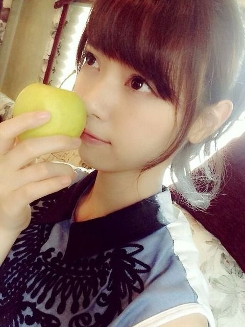 Nanase Nishino 西野七瀬 乃木坂46 pinterest.com/yurina3c/nanase-nishino/