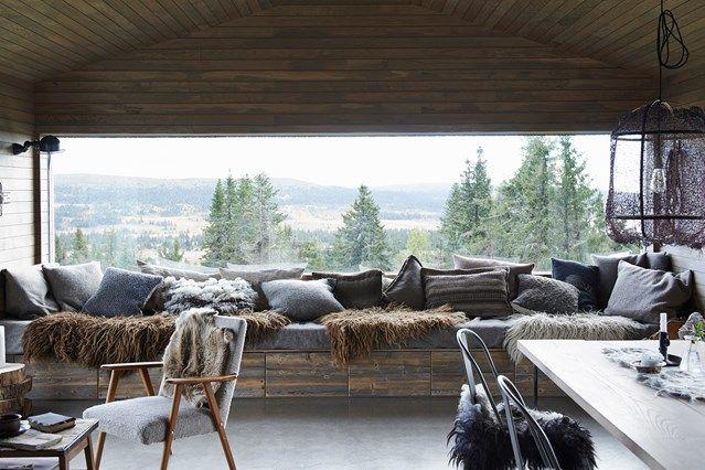 17 best Scandinavian interiors images on Pinterest Living room