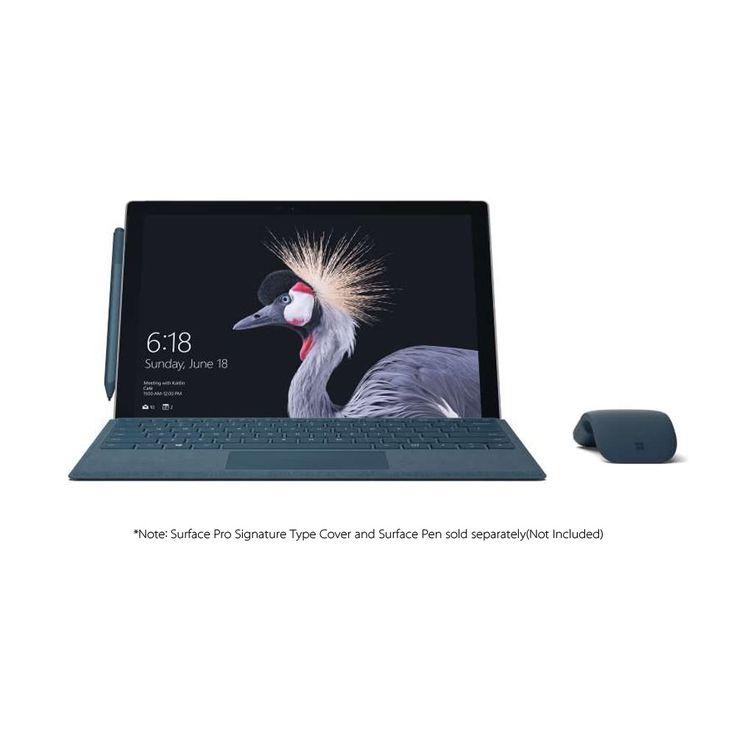 Microsoft Surface Pro - Intel Core m3 / 128GB SSD / 4GB RAM / Sales Online us - Tomtop.com