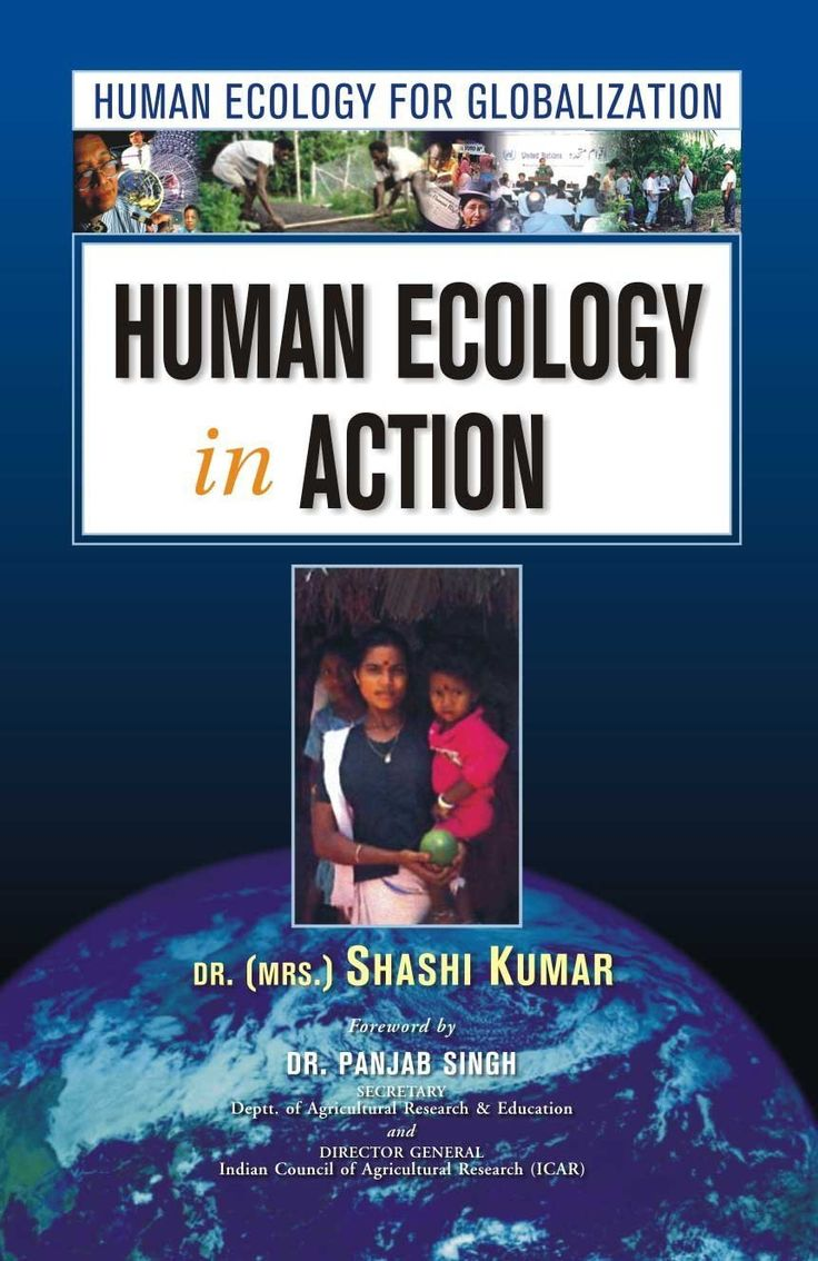 Human Ecology For Globalization Human Ecology in Action [Paperback]