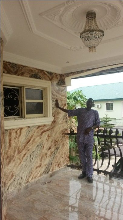 Modern interior painting professional ideas pictures for Interior decoration design in nigeria