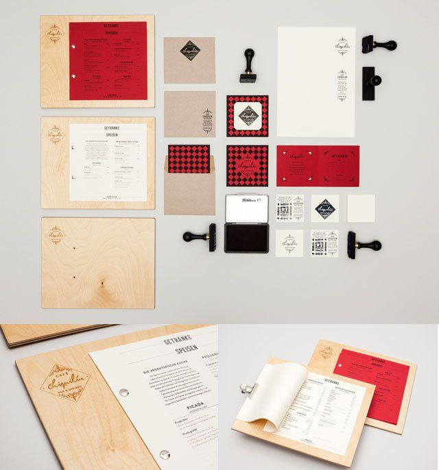 Translation House Corporate Stationery Design: 25+ Best Ideas About Restaurant Identity On Pinterest