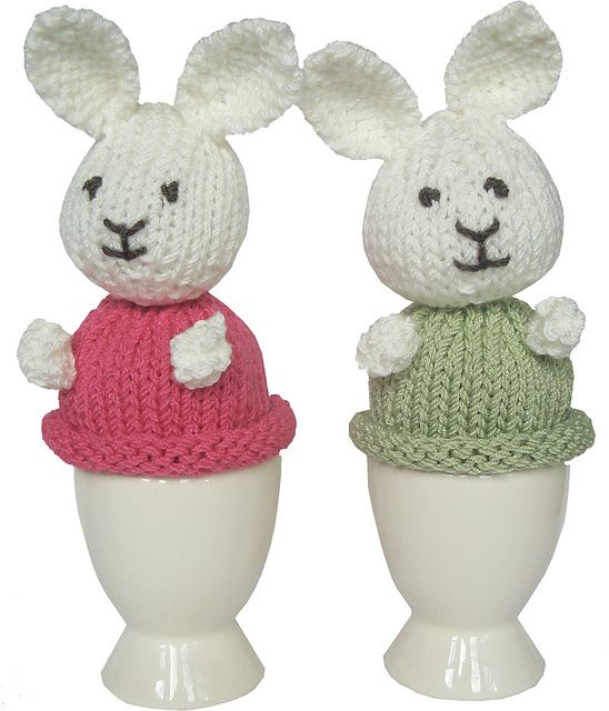 Free Knitting Pattern Egg Cozy : 301 best images about Crochet - Egg cozy on Pinterest ...