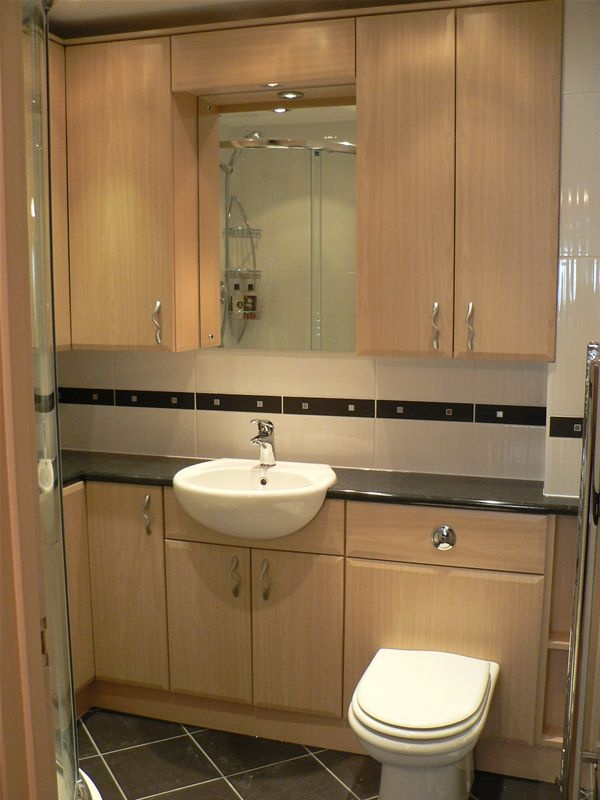 DCS Services supply and fit to measure furniture for bathrooms, bedrooms and kitchens.