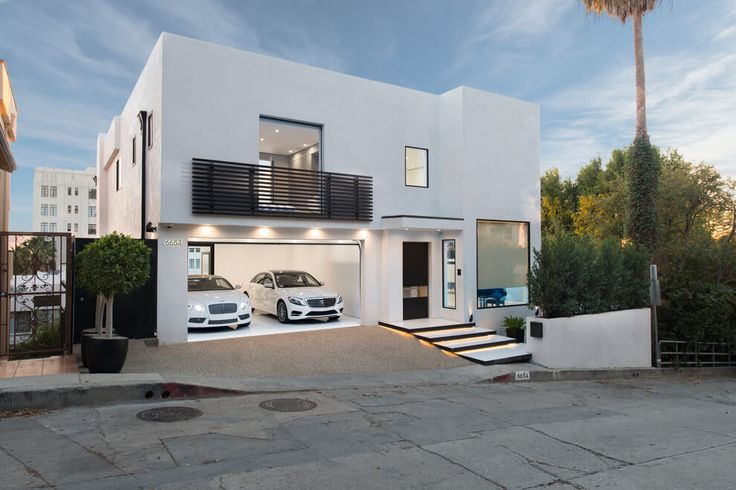 Emmet Terrace by Myreelty --- Stunning contemporary home - house view photo # 1 --fascade of the contemporary architecture)