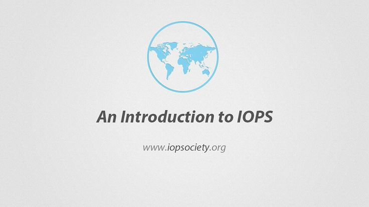 An Introduction to IOPS. An introduction to the interim International Organisation for a Pariticipatory Society.  IOPS is a new organisation...