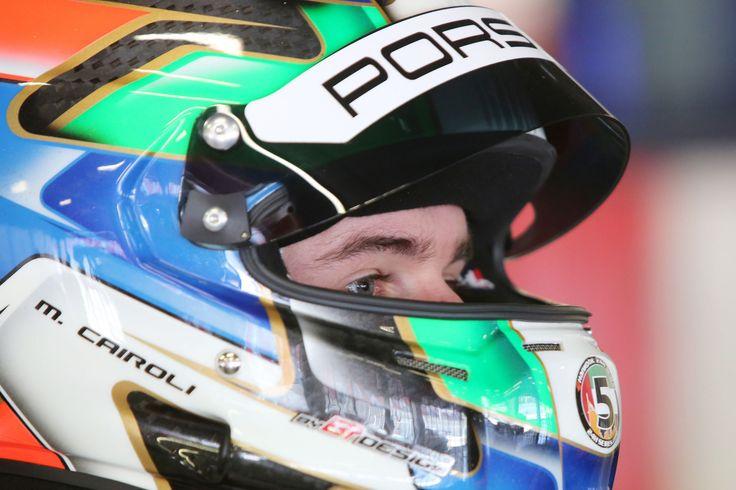 Matteo Cairoli (ITA), Porsche Mobil 1 Supercup Test Barcelona