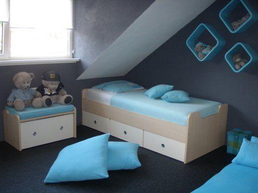 25 beste idee n over jongens blauwe slaapkamers op pinterest - Kamer blauwe jongen grijs ...